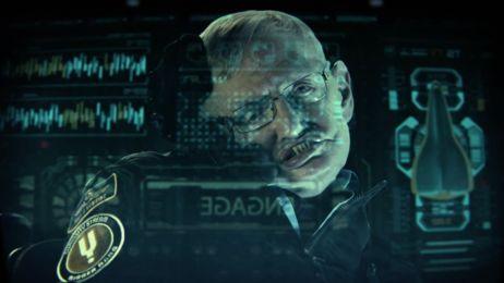 Stephen Hawking im neuen Film 'Stephen Hawking's Favorite Places' - Foto: Screenshot