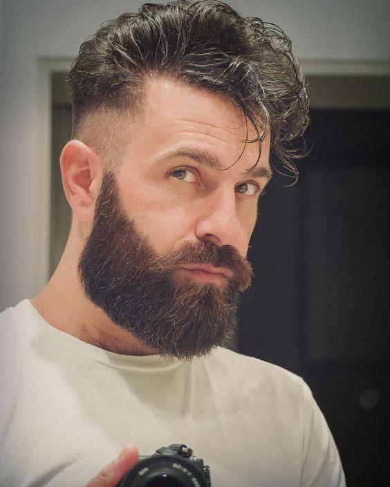 Estilos de Barba 2020 Lenhador