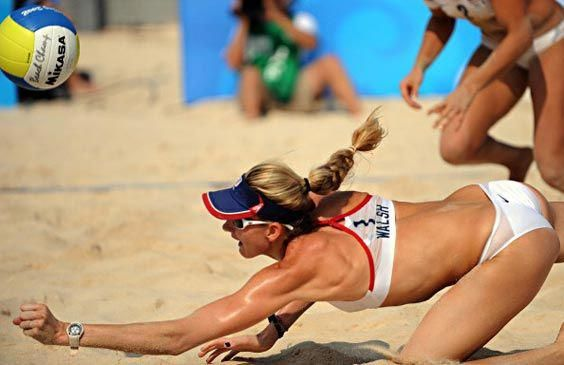 Olympic Gold Kerri Walsh Six Pack Abs Workout A Complete Two Sets Of 10 Reps For Each Exercise 1 Dumbbell Deadli Kerri Walsh Workout Extreme Workouts