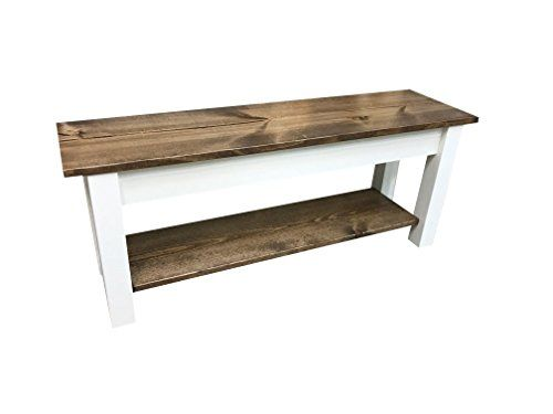 Olmsted Storage Bench 36 Ezekiel And Stearns Https Www Amazon Com Dp B075wz2fnl Ref Cm Sw R Pi Dp U X Z R Solid Wood Benches Wood Bench Bench With Storage