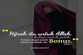 Image Result For Kata Mutiara Hijrah Dalam Islam