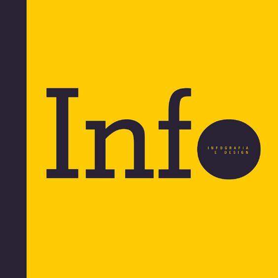 """Info -  Infografia e Design  O livro """"Info - Infografia e Design"""" tem como objetivo trazer uma leitura fácil e inteligente de fatos ligados ao design. E o mais legal, isso tudo por meio de infografias. Fique ligado e se prepare para somar muito conhecimento através das próximas páginas."""