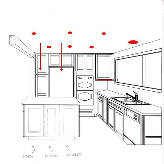 Recessed Lighting Layout Google And Lighting On Pinterest