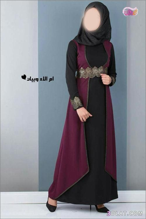 فساتين وعبايات تركية رائعة للمحجبات لموسم 2020 اشيك عبايات وفساتين للمحجبات Abaya Fashion Hijab Fashion Fashion