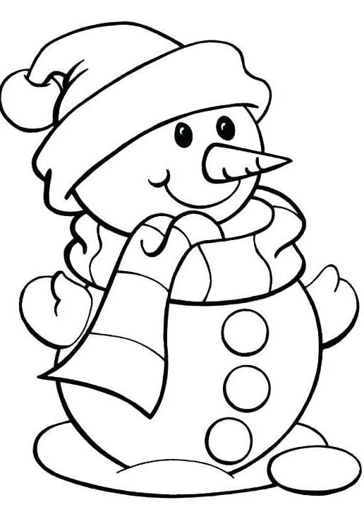 Creative Christmas Drawing Ideas For Kids Christmas Drawing Christmas Drawi Snowman Coloring Pages Christmas Coloring Sheets Printable Christmas Coloring Pages