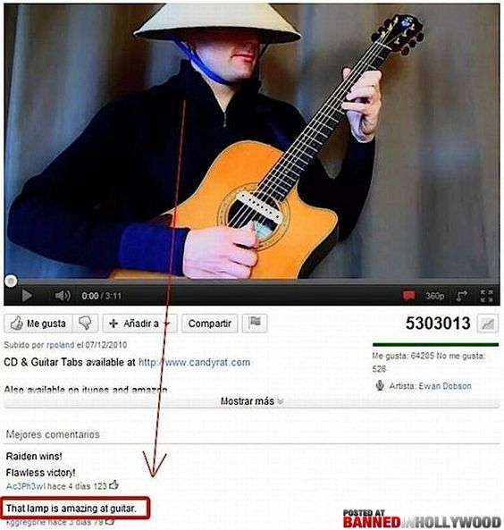 15 Funny YouTube Comments 9