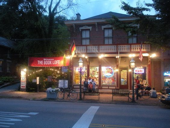 The Book Loft, Columbus, OH-