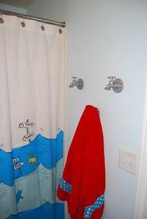 Dr. Suess Bathroom- cute!