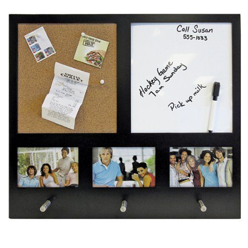 Nexxt PN19058-2 20-1/2 by 18 by 2-Inch Nota Series Message Center with 2-Metal Key Posts/White Board/Cork Board/2-Photo Frames by Nexxt, http://www.amazon.com/dp/B003UHC94U/ref=cm_sw_r_pi_dp_dXQirb1AHM3Y0
