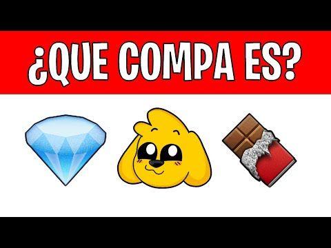 Adivina Que Compa Solo Con Emojis 99 Imposible De Adivinar Youtube En 2020 Memes Divertidos Dibujos Animados Bonitos Jake El Perro