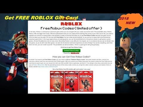 How To Redeem Codes On Roblox 2018 | Free Roblox Clothes ...