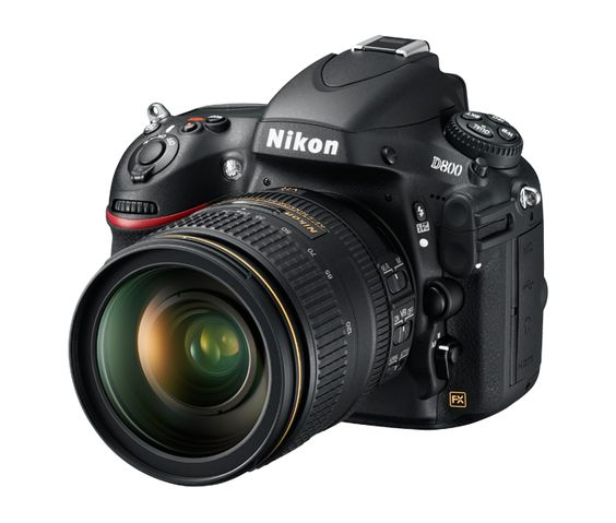 The latest Nikon D800, built for today's multimedia photographer includes a groundbreaking 36.3MP FX-format CMOS sensor, Full HD 1080p video at 30/25/24p with stereo sound, class leading ISO range of 100-6400, expandable to 25,600, 4 fps burst rate and Advanced Scene Recognition System with 91,000-pixel RGB sensor. $2,999.95 me wants :<