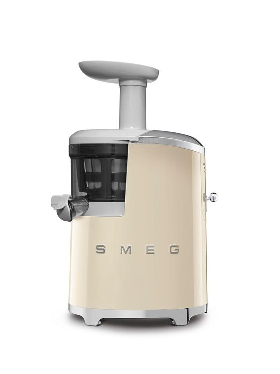 Smeg SJF01 Retro Style Slow Juicer