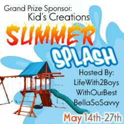 Win a Padre Island Hammock, Adventure Playset, & More in Summer Splash Giveaway Hop!    http://pinterest.com/pin/create/button/?url=http%3A%2F%2Fgiveawaybandit.com%2Fwin-a-padre-island-hammock-adventure-playset-more-in-summer-splash-giveaway-hop