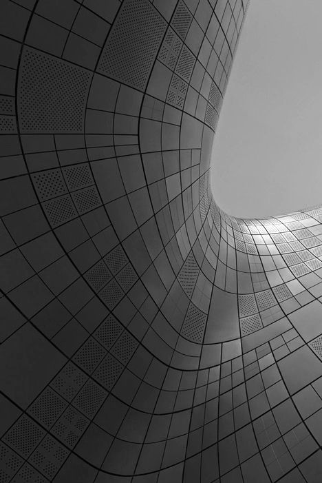 Dongdaemun Design Plaza | Zaha Hadid Architects