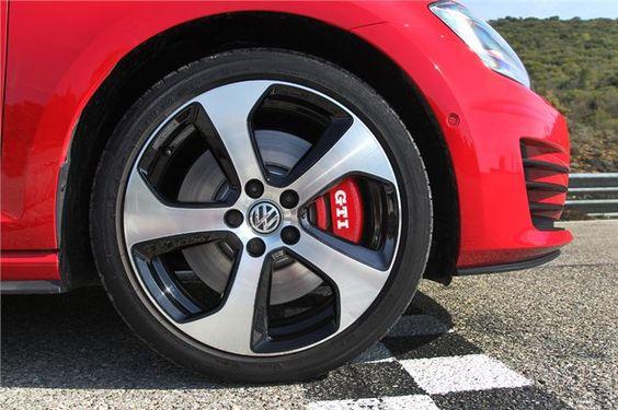 Golf GTi Mk7 Wheel