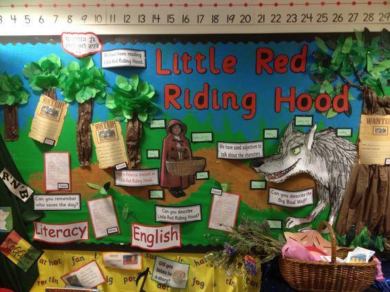 Literacy Display Year 1 Displays Pinterest