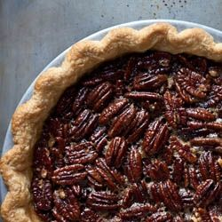 Melissa Clark's Spiced Maple Pecan Pie with Star Anise http://www ...