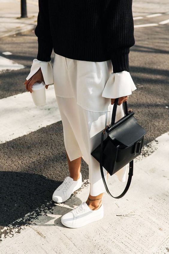 Shoes that go with everything: Hannah Crosskey