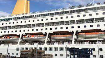ORIANA P & O CRUISE SHIP 1977 - YouTube