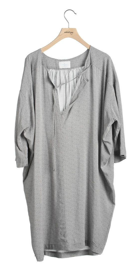 Ottod'Ame komt uit Italië en maakt geweldige zijden tops en jurken voor een betaalbare prijs! Prijs van deze top; 109,95