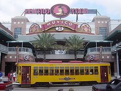 You can't mention Tampa without talking about Ybor City! Ybor City is a National Historic Landmark District in Tampa.