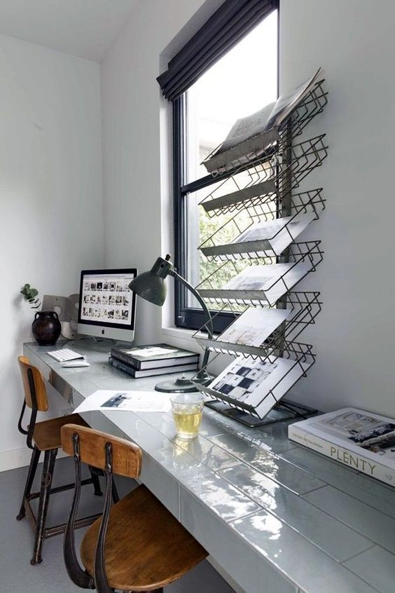 Amazing Workspace Set-Ups to Keep You Focussed (16)