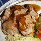 Recette - Filet de porc teriyaki à la mijoteuse - Allrecipes.qc.ca