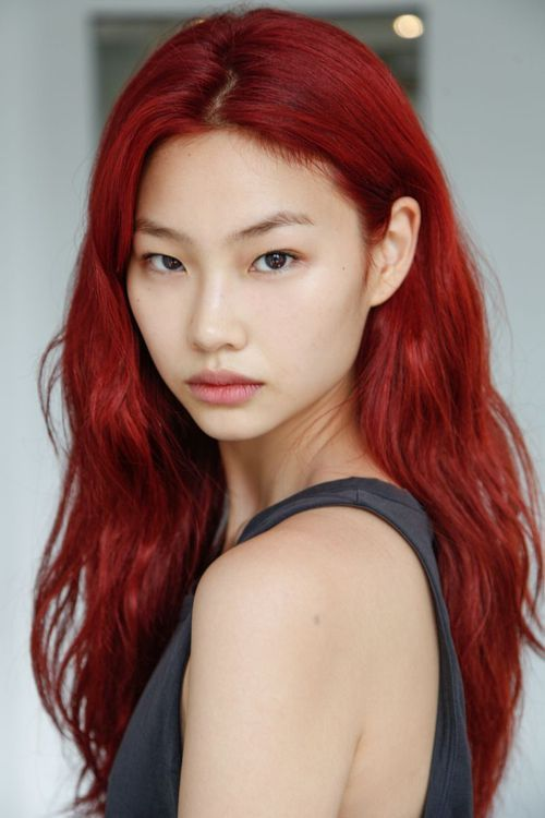 Hoyeon Jung Model Profile Photos Latest News Model Face Profile Photography Hair Beauty