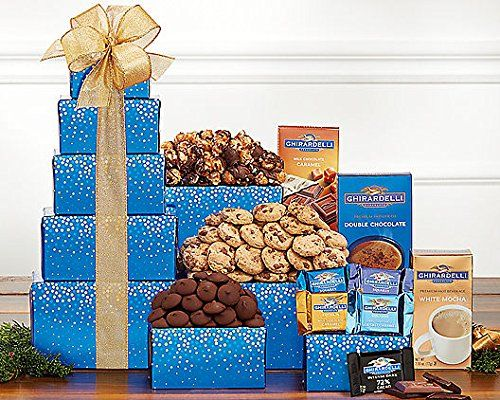 Wine Country Gift Baskets Ghirardelli Tower ** Check out the image by visiting the link.