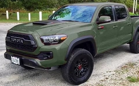 2020 Toyota Tacoma Color Trd Pro Must See Toyota Toyotatacoma Pickup Truck 2020toyotatacoma In 2020 Toyota Tacoma Trd Pro Tacoma Truck Toyota Tacoma Trd