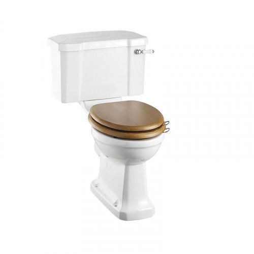 Close Coupled Mid Level Toilet Close Coupled Toilets Cistern Victorian Bathroom