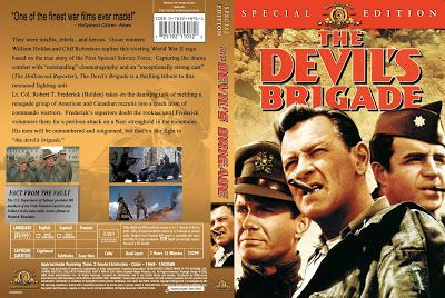 projetor antigo: A Brigada do Diabo 1968 Leg