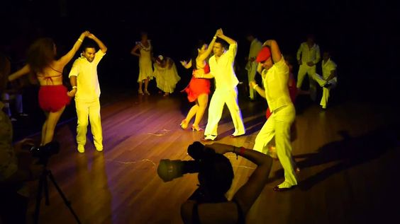 """SALSA HISTORY, MOVEMENTS, STYLES, DANCERS AND COMPETITIONS The use of the word salsa originates from a 1933 song by composer Ignacio Pinerio. The title, """"Echale Salsita,"""" translates to """"spice it up a little."""""""