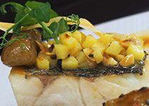Chef Davy Tissot: restaurant Les Terrasses de Lyon, recettes Davy Tissot (MDA Electromenager)