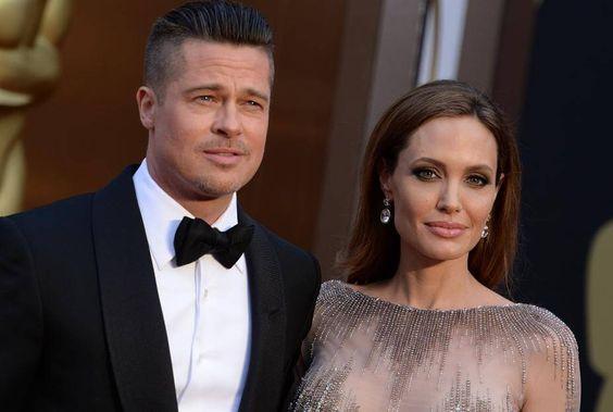 Angelina Jolieund Brad Pitt versuchen sich für das Wohl ihrer Kinder zu einigen.