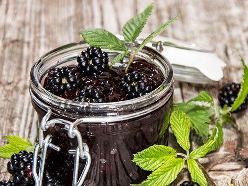Blackberry Freezer Jam Recipe