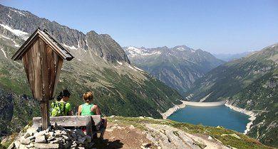 Peter Habeler Runde: Weitwanderweg in Mayrhofen