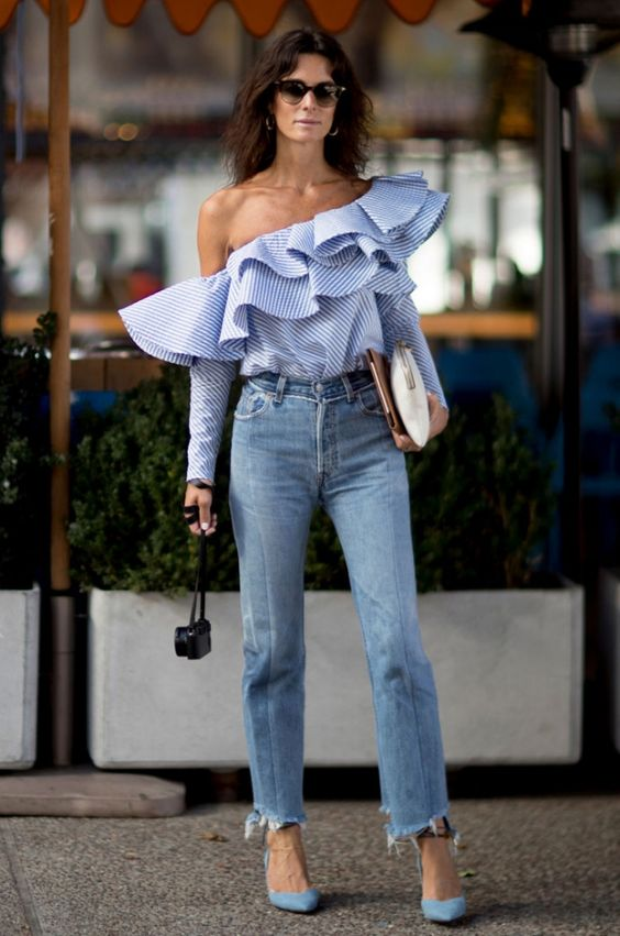 Best street style from New York Fashion Week SS17 — Day 6