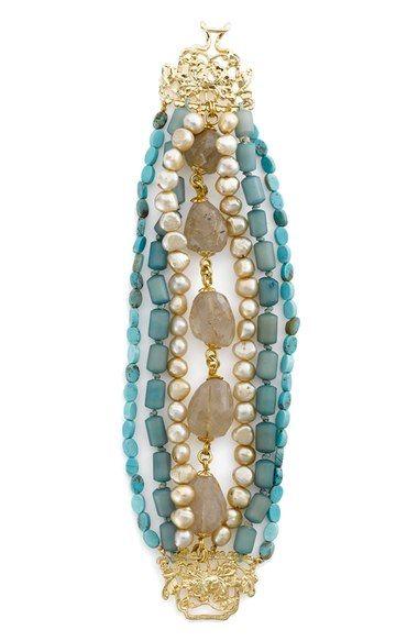 Stephen Dweck Multistrand Semiprecious Bracelet (Nordstrom Exclusive) | Nordstrom