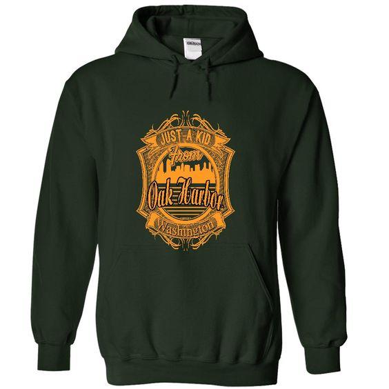 OAK HARBOR - Its where my story begins - T-Shirt, Hoodie, Sweatshirt
