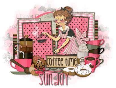 Con el café, todos los días son domingos :)