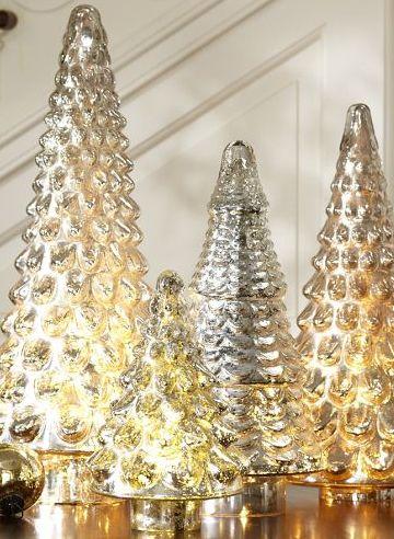 adornos luminosos navidad familia navidad diferentes brilla sorprender vidrio lugares rbol de navidad de cristal navidad blanca