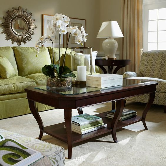 Bring Your Living Room To Life With Green Accent Pieces. | Green   Colors |  Pinterest | Room, Living Rooms And Accent Pieces