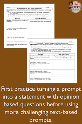 common core writing prompts high school Writing to prompts, writing,  expository essay prompts - if you could make changes in your school lunchroom what would they  common core | online.