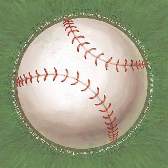Free+Baseball+Scrapbook+Embellishments   Baseball Scrapbook Paper Set 4 3 Designs Phrases   eBay