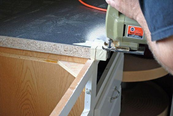 Installing An Ikea Farmhouse Sink In An Existing Cabinet Farms Ikea Farmhouse Sink And