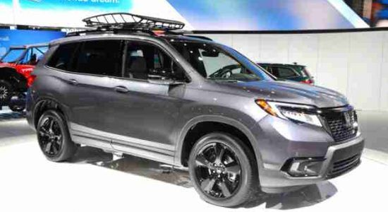 2020 Honda Passport Review 2020 Honda Passport Specs 2020 Honda Passport Release Date 2020 Honda Passport Price 2020 Honda Honda Passport Seven Seater Suv