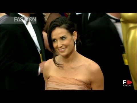 """""""HAPPY BIRTHDAY DEMI!!!!"""" Demi Moore's Style by Fashion Channel - YouTube"""