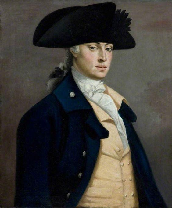 William Dawson (1759–1834) by Joseph Wilson, c. 1780. National Museums Northern Ireland